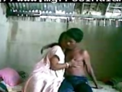 spying my desi maid with her chap ally indian