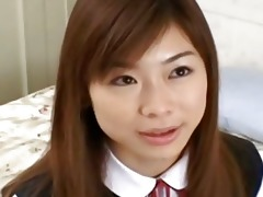ami hinatapetite oriental playgirl at home talking