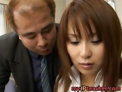 megu ayase lovely oriental teacher part9