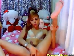 asian transsexual jock masturbation
