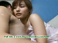 nao ayukawa virginal nasty chinese beauty gives