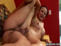 aged oriental doxy angie venus acquires ass