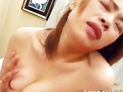 astounding breasty oriental honey getting screwed