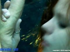 underwater. summer china white