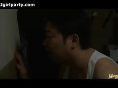 japanese milf masturbates in daybed