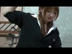 japanese femdom hard violence beatdown