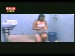 actress babilona bathing