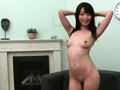 korean beauty loves deep fucking on sofa