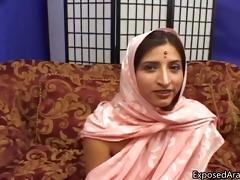 arab princess receives her taut bald part9