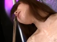 fucking sex toy japanese middle-aged chicks