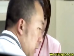asian hottie caught on hidden camera