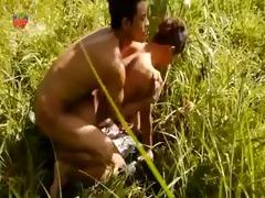 outdoor bareback joy