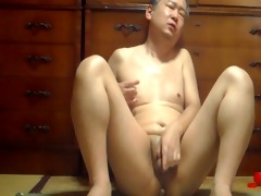 japanese homo masturbation vol.61