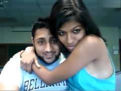indian couple neha bhabhi and aravind on live cam