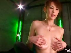 erika kirihara is a stylish giant
