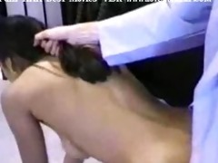 indian doxy nadia checked by doctor and screwed