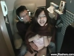 slut oriental cutie flash body then have hard sex
