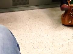 candid hot indian woman shoeplaydangling flats