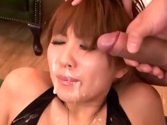 japanese cute beauties jizz flow cumpilation