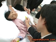 aged natsumi kitahara in horny part6