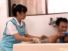 charming nurses acquire horny when sick