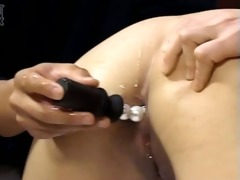 extreme chinese unfathomable anal group-sex