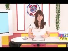 japanese newscaster