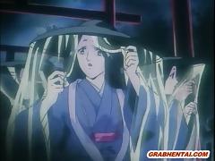 japanese manga angels groupfucking by tentacles