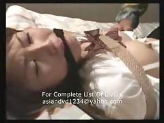 oriental schoolgirl bound up and raped