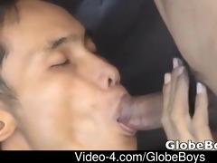 asian bitch bareback action
