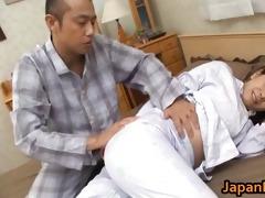 ayane asakura aged oriental lady has sex part8