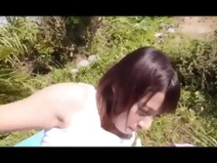 japanese outdoor sex