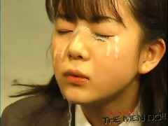 bukkake highschool lesson 41 0/5 japanese