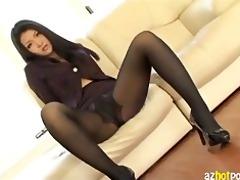 azhotporn.com - oriental softcore idol sexy legs