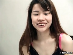 hawt asian gal receives lewd talking part5