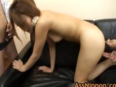 hibiki ohtsuki naughty oriental doxy receives her