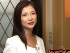 chisa kirishima older oriental lady shows part8