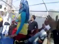 arab hijabi bitch dancing 18