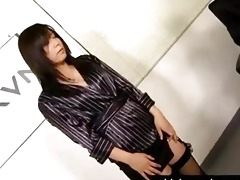 japanese office beauty screwed by lustful males