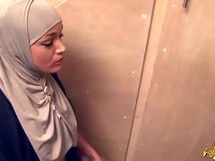 arab maid is deeply butt screwed