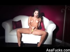 asa akiras hawt toy double penetration