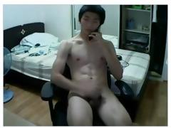 korean chap jacks off