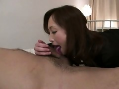 sexually excited miyama ranko gives her chap a