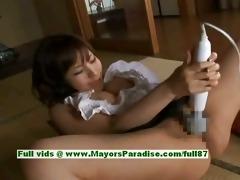 nao ayukawa sexy cutie hawt chinese doll receives