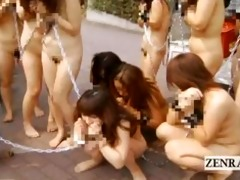 nudist sadomasochism japanese slaves arrive at