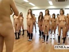 exposed in school japanese schoolgirls do jumping