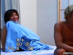 hot hitomi ikeno getting a admirable hard fuck!