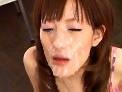 sexy bukkake gal mitsuke