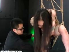 hardcore japanese torment sanae 11