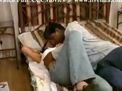 indian nri pair bedroom romance